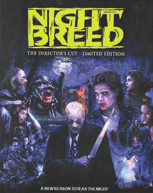 Nightbreed - Limited Edition