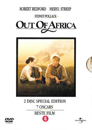 Out of Africa - Special Edition