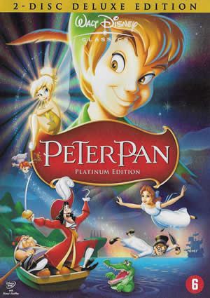 Peter Pan (1953) - Deluxe Edition