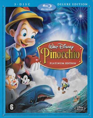 Pinocchio - Deluxe Edition