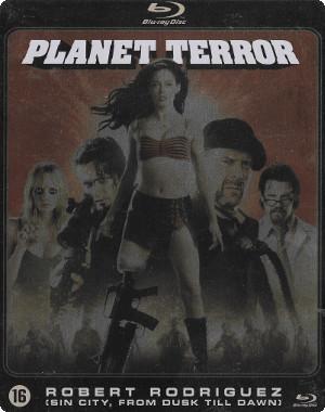 Planet Terror - Steelcase Edition