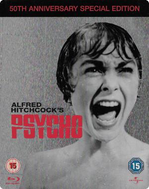 Psycho - Steelbook Edition
