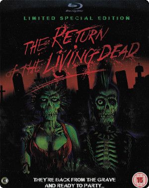 Return of the Living Dead - Steelbook Edition