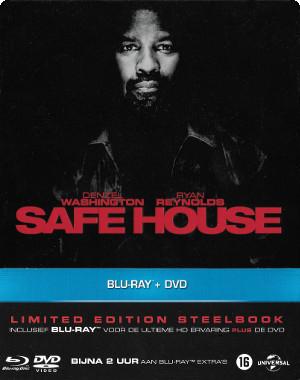Safe House - Steelbook Edition