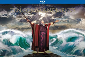 The Ten Commandments - Gift Set - Re-Release