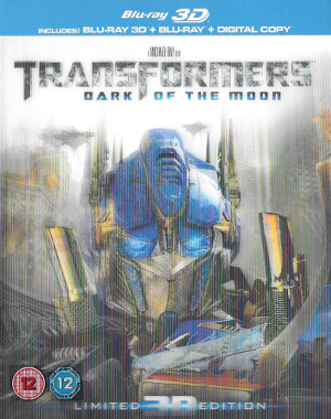 Transformers: Dark of the Moon 3D