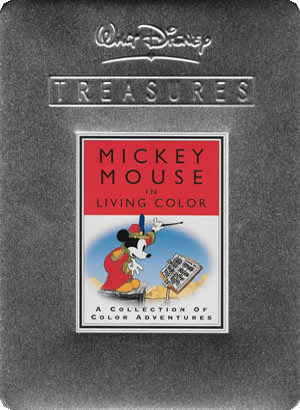 Walt Disney Treasures: Mickey Mouse in Living Color
