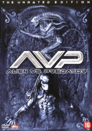 AVP [Alien Vs. Predator] - The Unrated Edition
