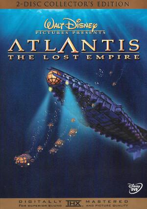 Atlantis: The Lost Empire - Collector's Edition