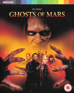 Ghosts of Mars - Limited Edition