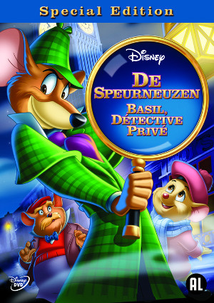 The Great Mouse Detective - Special Edition
