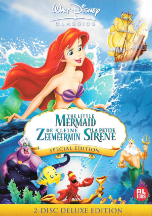 The Little Mermaid - Deluxe Edition