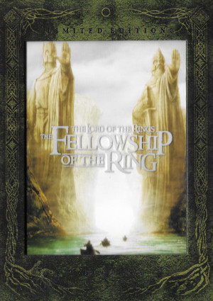The Lord of the Rings: The Fellowship of the Ring - Limited Edition