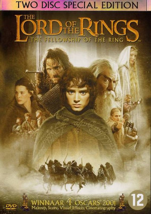 The Lord of the Rings: The Fellowship of the Ring - Special Edition