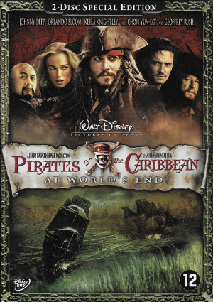 Pirates of the Caribbean: At World's End - Special Edition