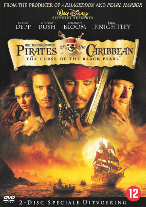 Pirate of the Caribbean: The Curse of the Black Pearl - Special Edition