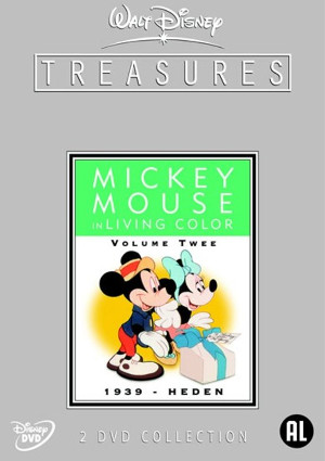 Walt Disney Treasures: Mickey Mouse in Living Color - Volume 2