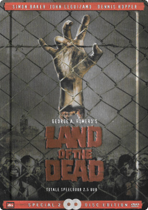Land of the Dead - Special Director's Cut Edition