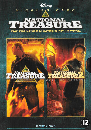 National Treasure: The Treasure Hunter's Collection