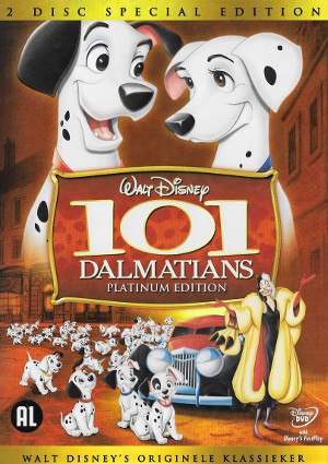 One Hundred and One Dalmatians - Special Edition