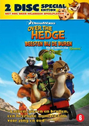 Over the Hedge - Special Edition
