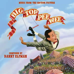 Big Top Pee-Wee - Limited Edition