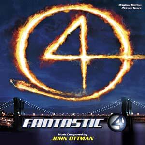 Fantastic 4 - Original Score