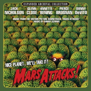 Mars Attacks! - Limited Edition