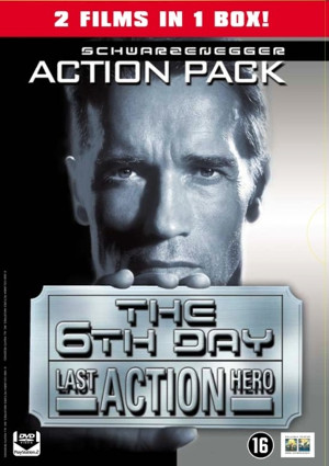 Schwarzenegger Action Pack: The 6th Day / Last Action Hero