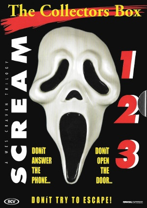 Scream: The Collector's Box