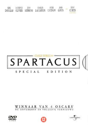 Spartacus (1960) - Special Edition