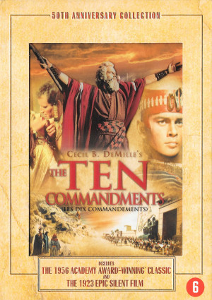 The Ten Commandments (1956) - 50th Anniversary Collection