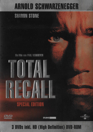 Total Recall (1990) - Special Edition