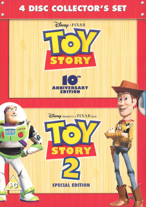 Toy Story Collector's Set