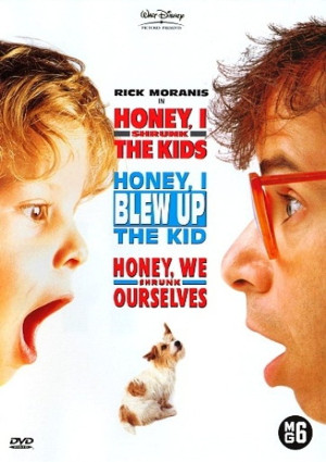Honey, I Shrunk the Kids - Trilogy