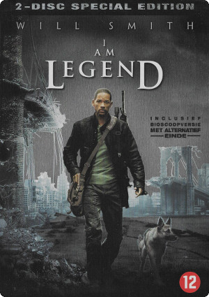 I Am Legend - Special Edition Steelbook
