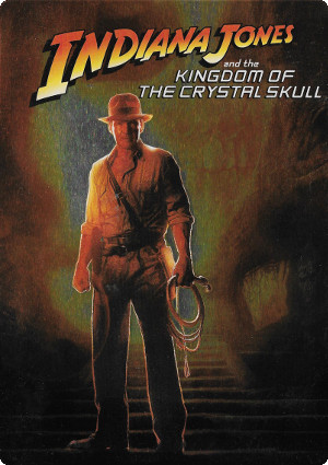 Indiana Jones and the Kingdom of the Crystal Skull - Special Edition Steelbook