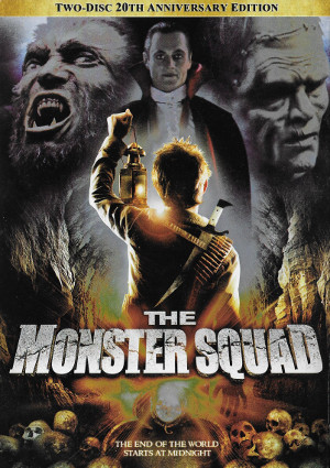 The Monster Squad - 20th Anniversary Edition