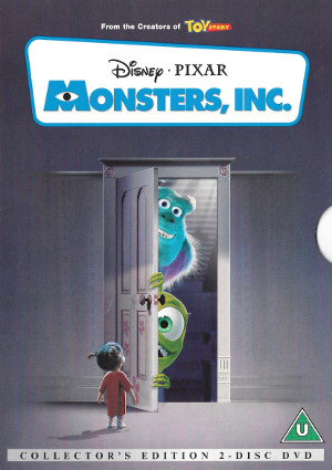 Monster's, Inc. - Collector's Edition