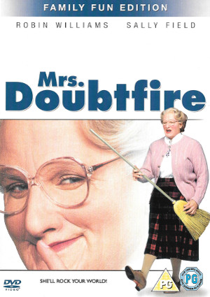 Mrs. Doubtfire - Family Fun - Edition