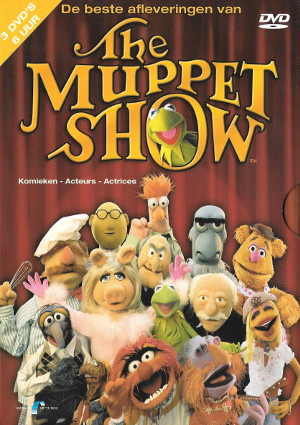 The Muppet Show - Comedians, Actors & Actrices