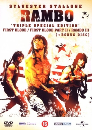 Rambo Triple Special Edition