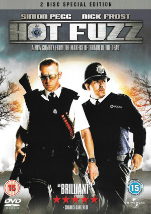 Hot Fuzz - Special Edition