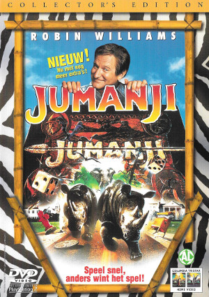 Jumanji - Collector's Edition