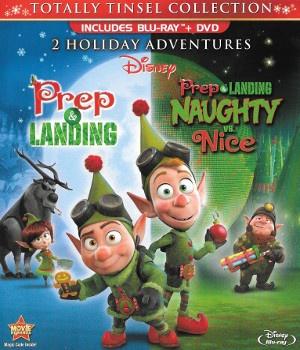 Prep & Landing / Prep & Landing: Naughty Vs. Nice