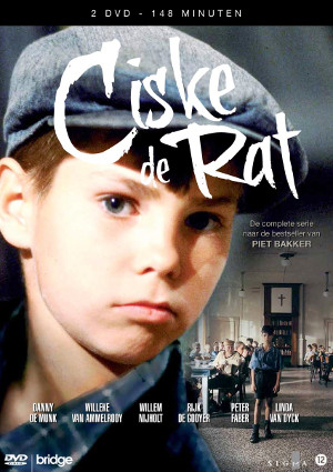 Ciske de Rat (1984): De TV Serie