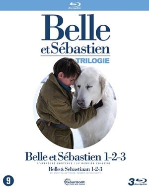 Belle et Sébastien Trilogie