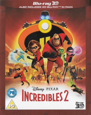 Incredibles 2 3D