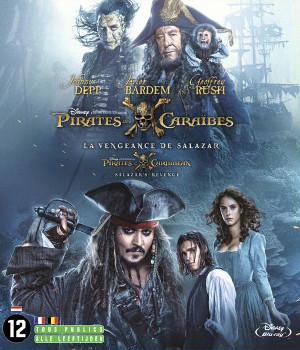 Pirates of the Caribbean: Salazar's Revenge [Pirates of the Caribbean: Dead Men Tell No Tales]