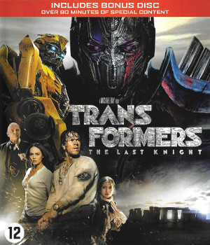 Transformers: The Last Knight - Special Edition